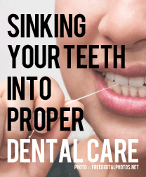 Sinking Your Teeth into Proper Dental Care